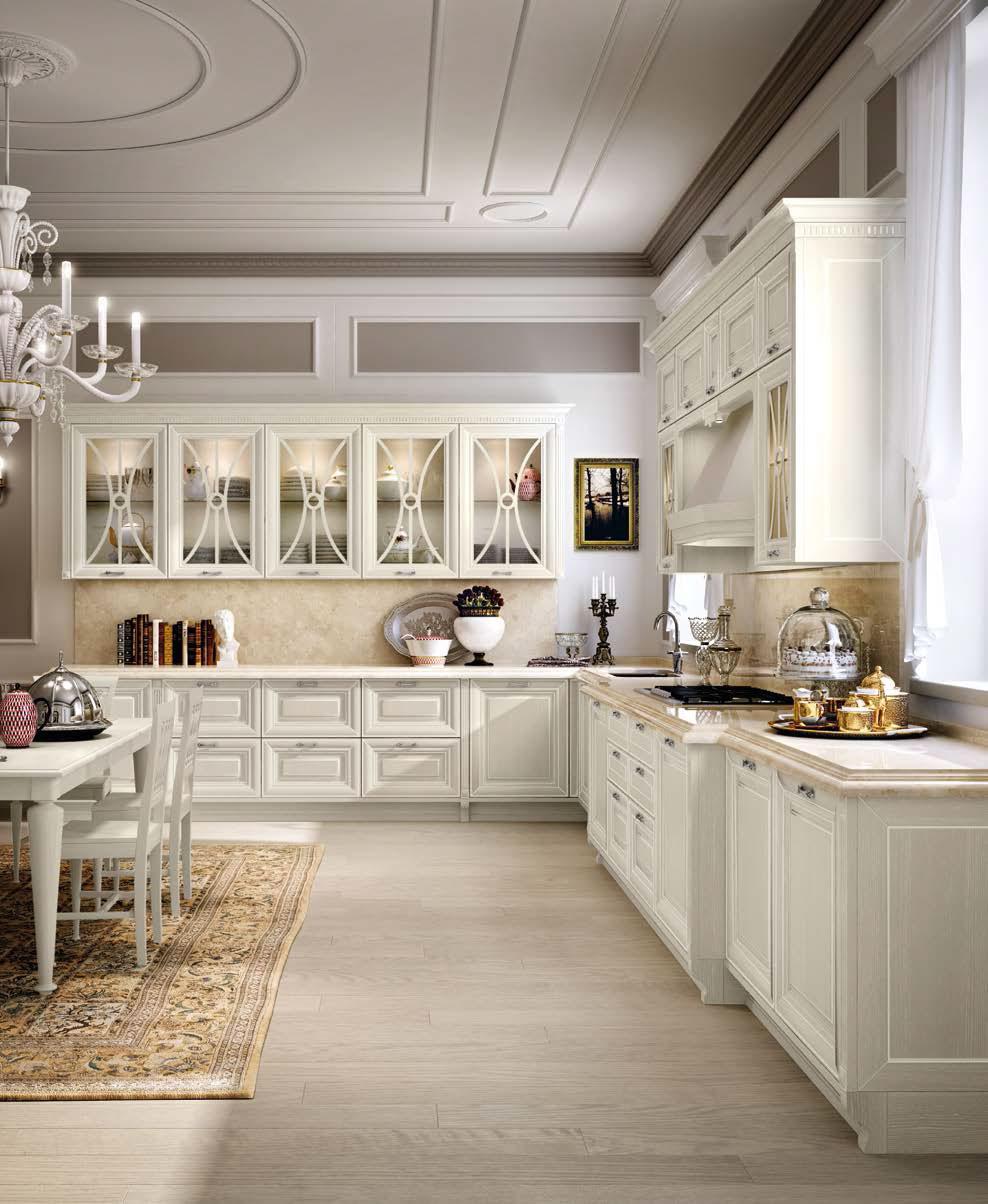 Элегантные кухни для Вашего дома