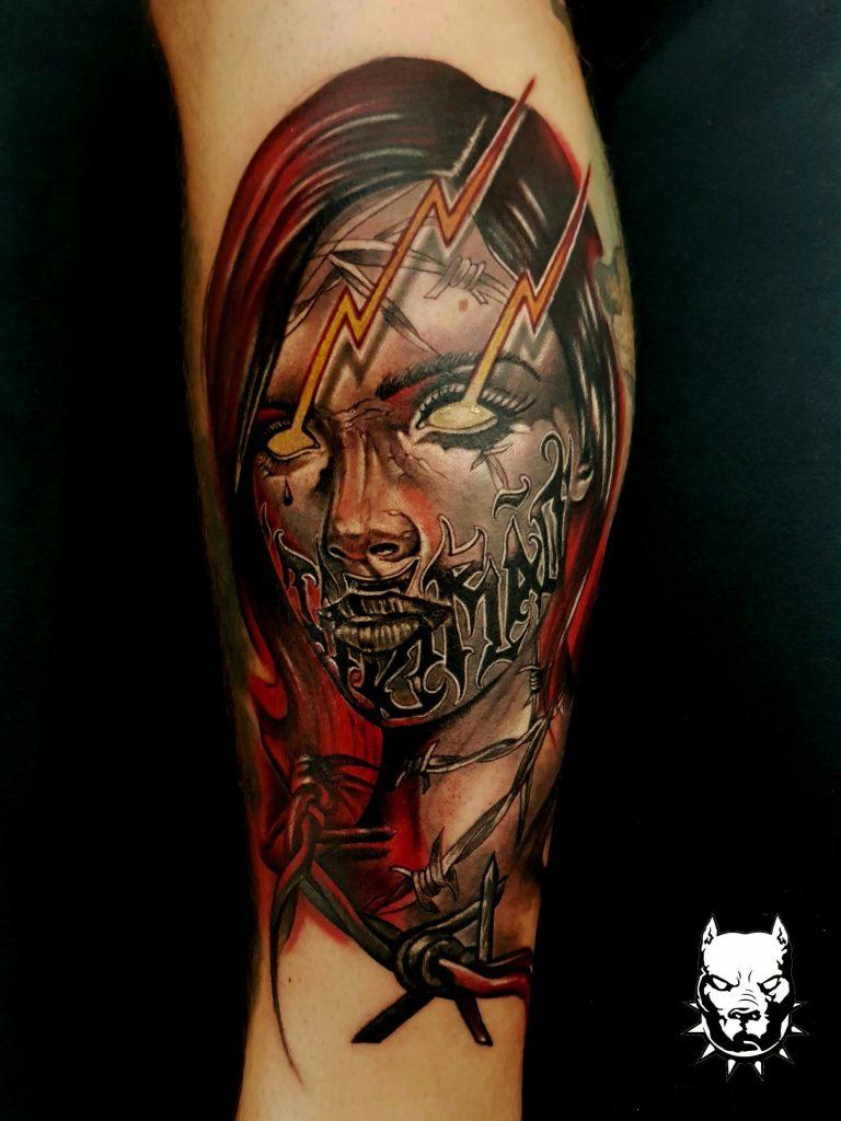 Где сделать качественную татуировку в Украине?