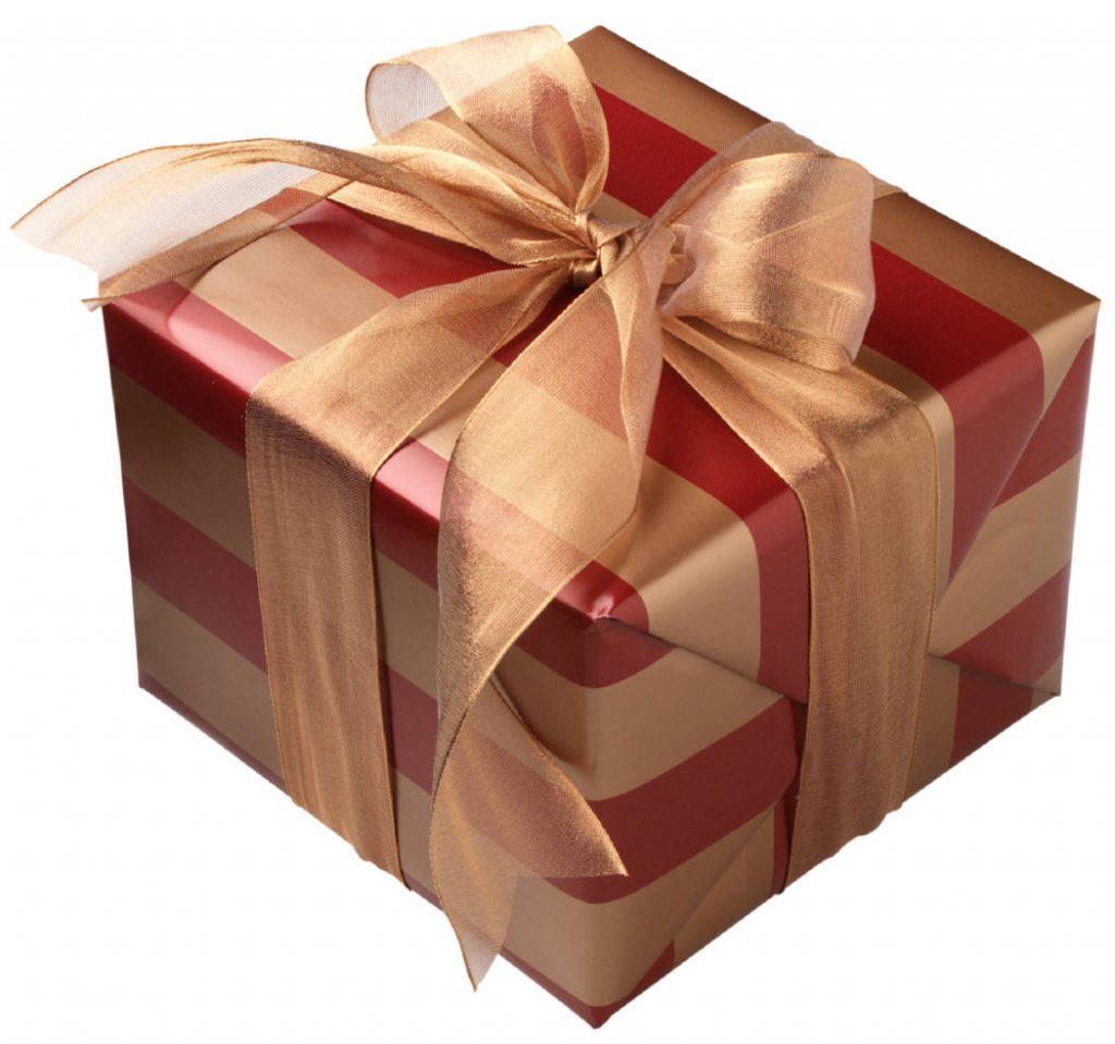Подарки куме