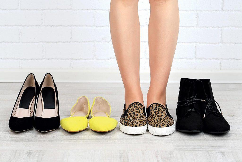 Как правильно выбрать женскую обувь на любой случай
